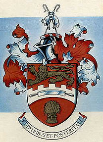 Hitchin coat of arms