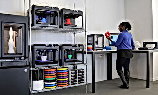 Makerbot Studio, 3D printing, Makerbot 3D printer