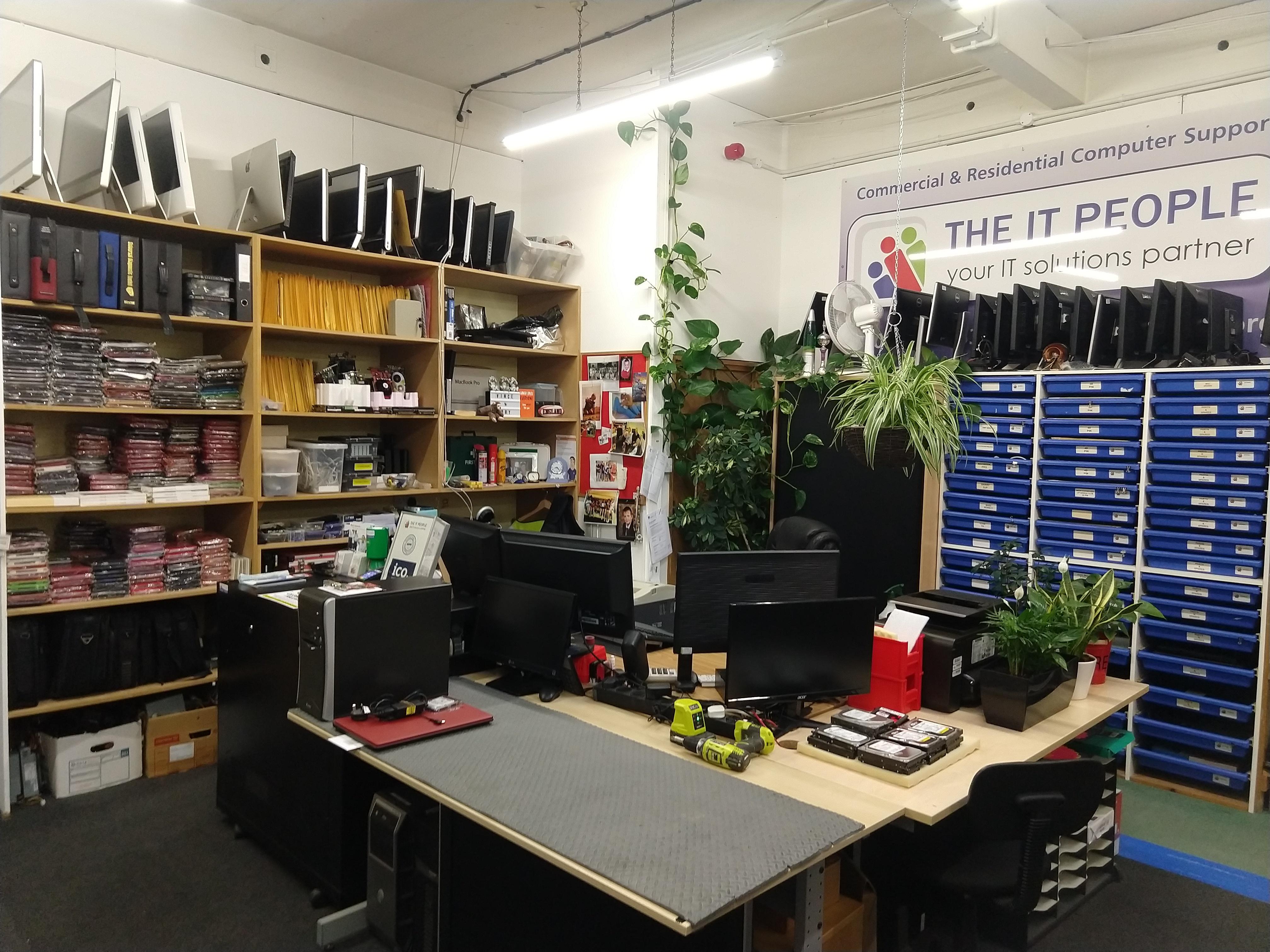 Computer Repair Workshop 1