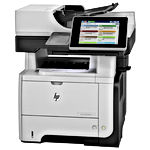 HP LaserJet Enterprise flow MFP M525f.jp