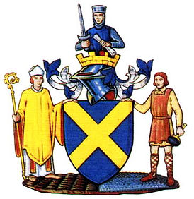 St Albans coat of arms