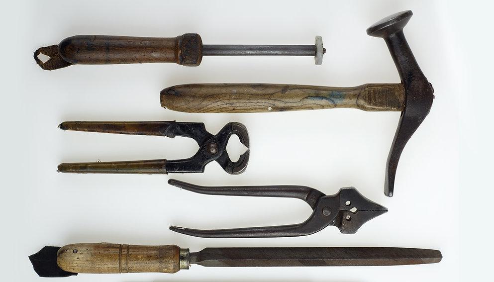 Shoe Repair Tools