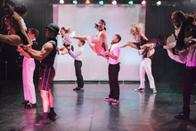 """Swingdancin"" -  Choreographer / Performer"