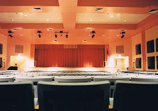 Photo of Horace Mann Auditorium by United Architects