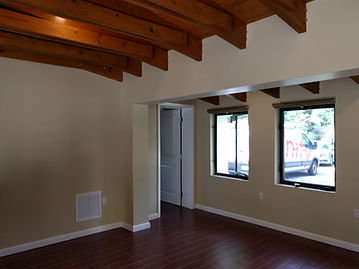 """""""After"""" photos of living room"""