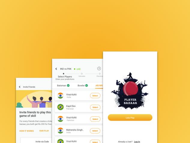 Player Bazaar