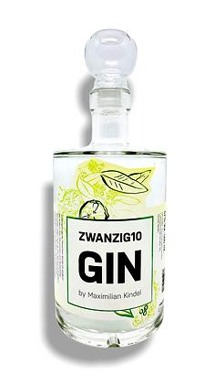 Zwanzig10 Gin 42% 0,5l (69,80€ / 1l)