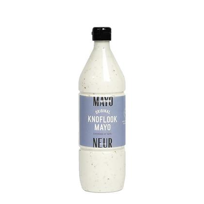 Garlic Mayo - 0.800ML - 12 pcs