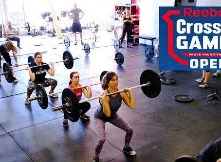 The Open Intramural at CrossFit Petroglyph