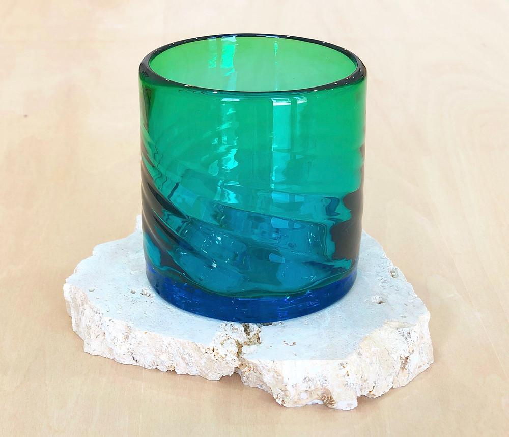 宮古島 琉球ガラス名入れ体験 お土産
