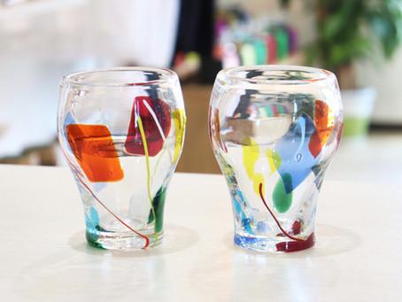 琉球ガラス ティーラの唄 入荷