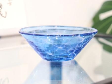 琉球ガラス 友利 龍 水影