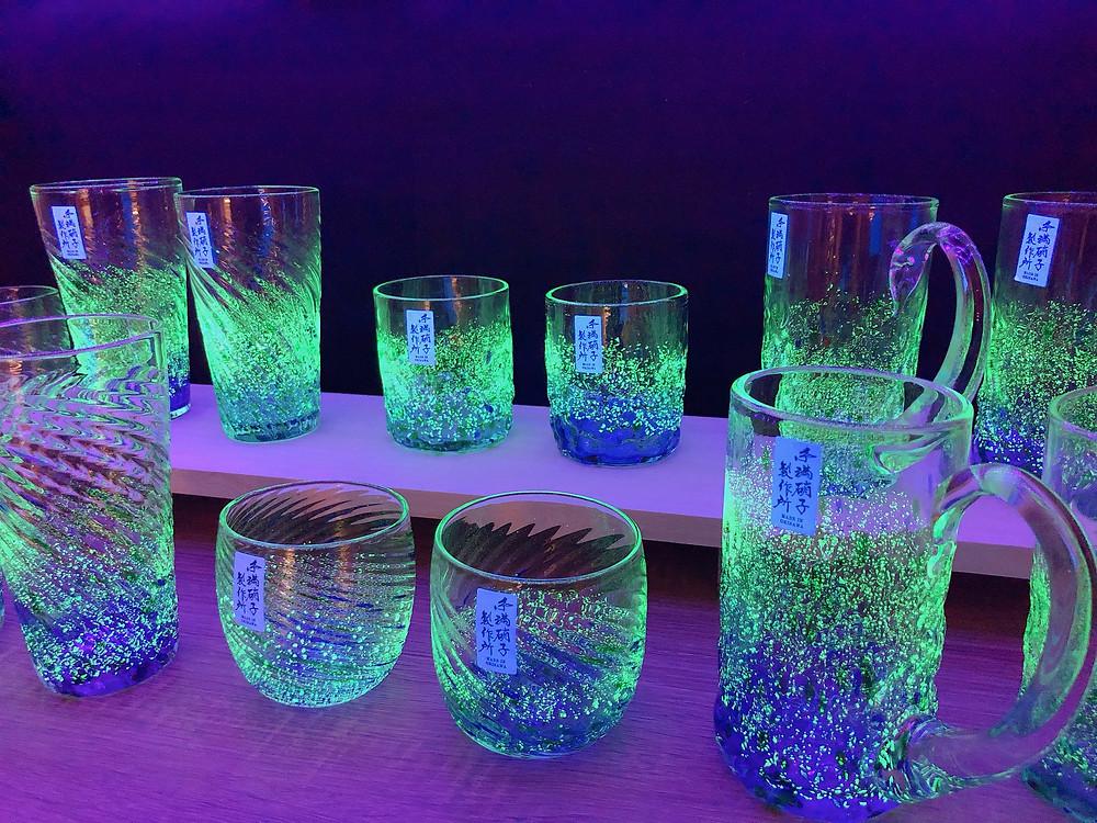 琉球ガラス 群星シリーズ