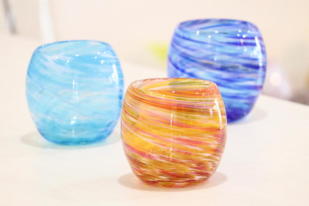琉球ガラス 美ら海たる かわいい 人気 おすすめ 通販 宮古島