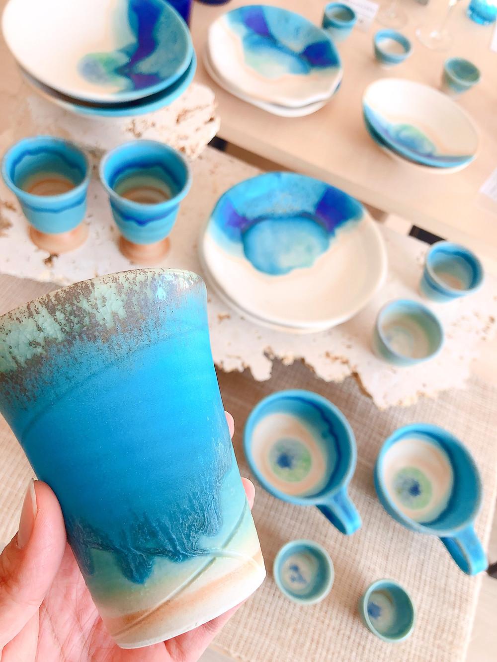 うるま陶器フリーカップ