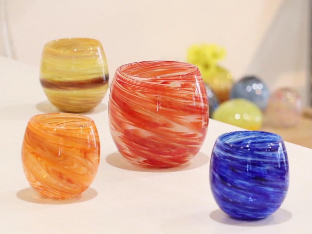 琉球ガラス PLANET 宮古島 人気 かわいい 通販 オススメ