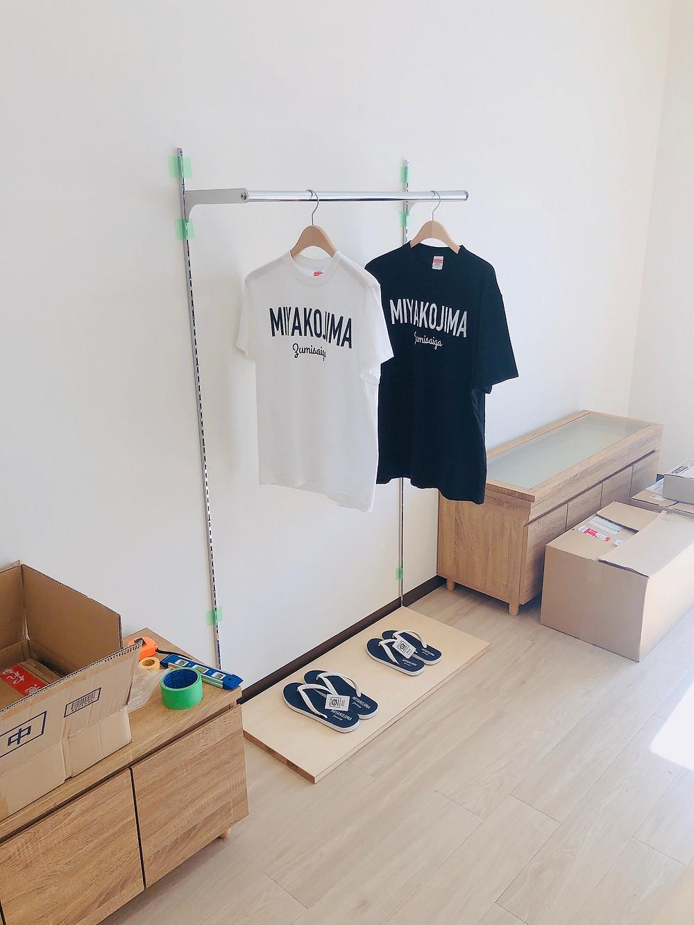 エヌブラスト MIYAKOHIMA Zumisaiga Tシャツ