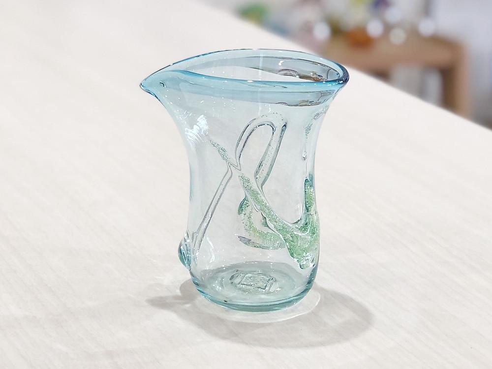 琉球ガラス工房絆 水差し 宮古島 人気 かわいい