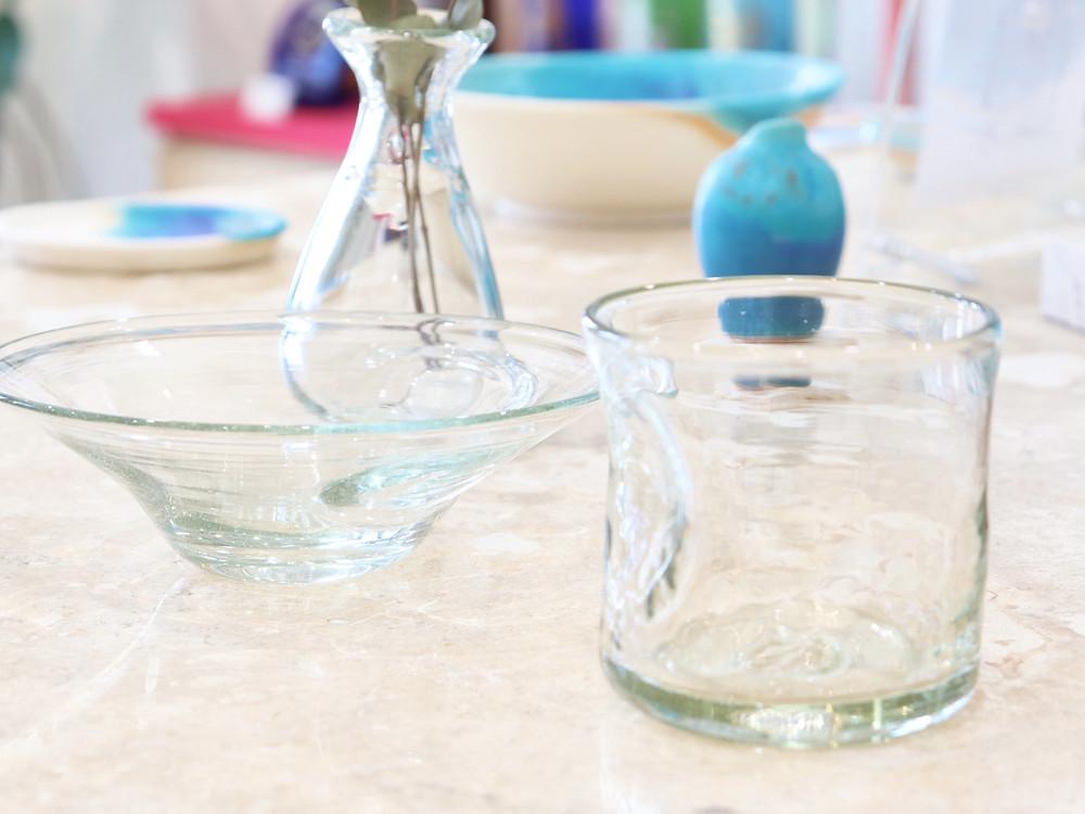 琉球ガラス 透シリーズ 琉球ガラス やちむん 人気 かわいい おすすめ 沖縄 宮古島 通販 かっこいい