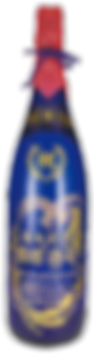 【誕生記念】名入れボトル_沖縄#宮古島#エヌブラスト#琉球ガラス#ボトル彫刻#グ