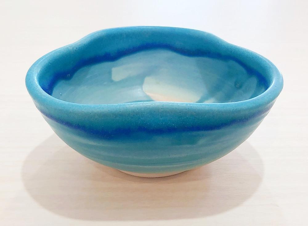 うるま陶器 小鉢(大)