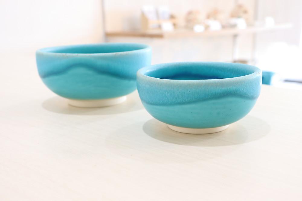 うるま陶器 深皿小鉢 やちむん 人気 かわいい 通販 おすすめ