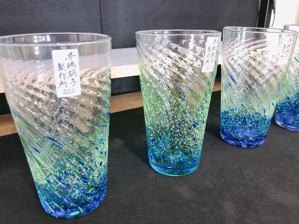 群星グラス 琉球ガラス お土産 宮古島