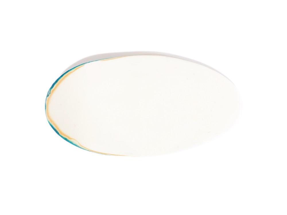 うるま陶器 カップ&ソーサー 琉球ガラス やちむん 通販 値段 青い器 海の器 可愛い おしゃれ