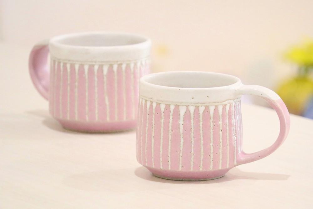 眞正陶房 ショートマグカップ やちむん かわいい 人気 おすすめ 通販 宮古島