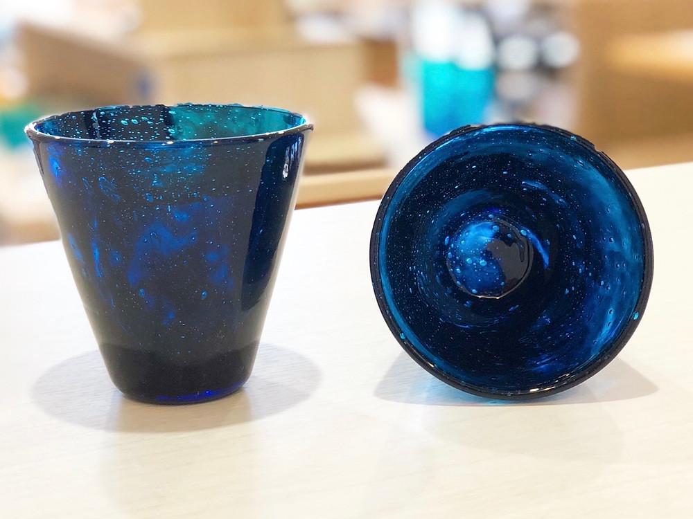 琉球ガラス コスモロック