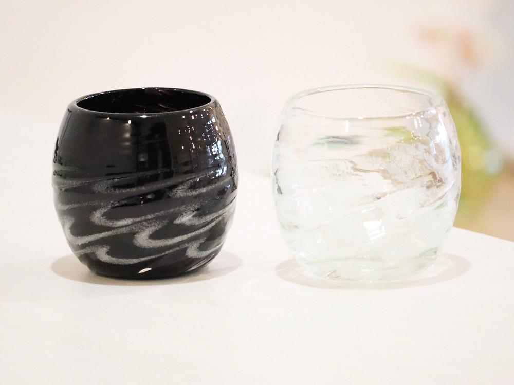 琉球ガラス 源河源吉  シェルクリアたる人気 かわいい 通販 おすすめ