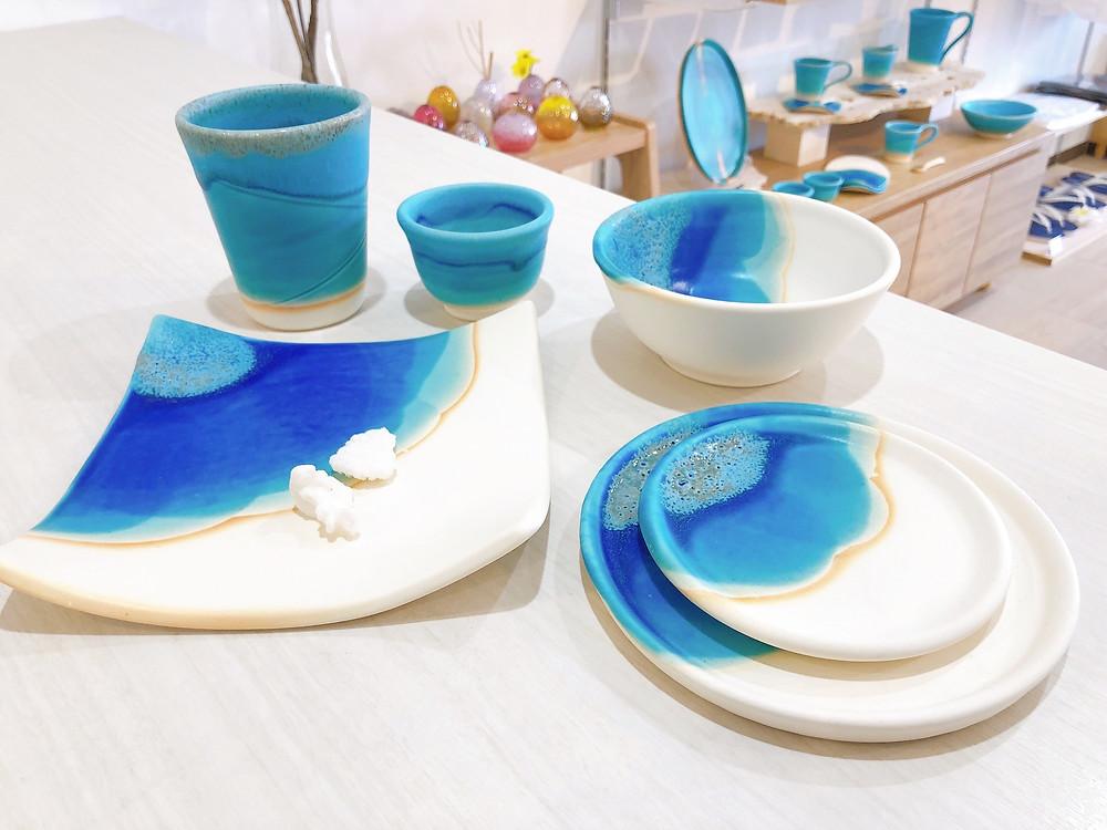 やちむん うるま陶器  琉球ガラス やちむん 人気 オススメ 可愛い 通販 宮古島