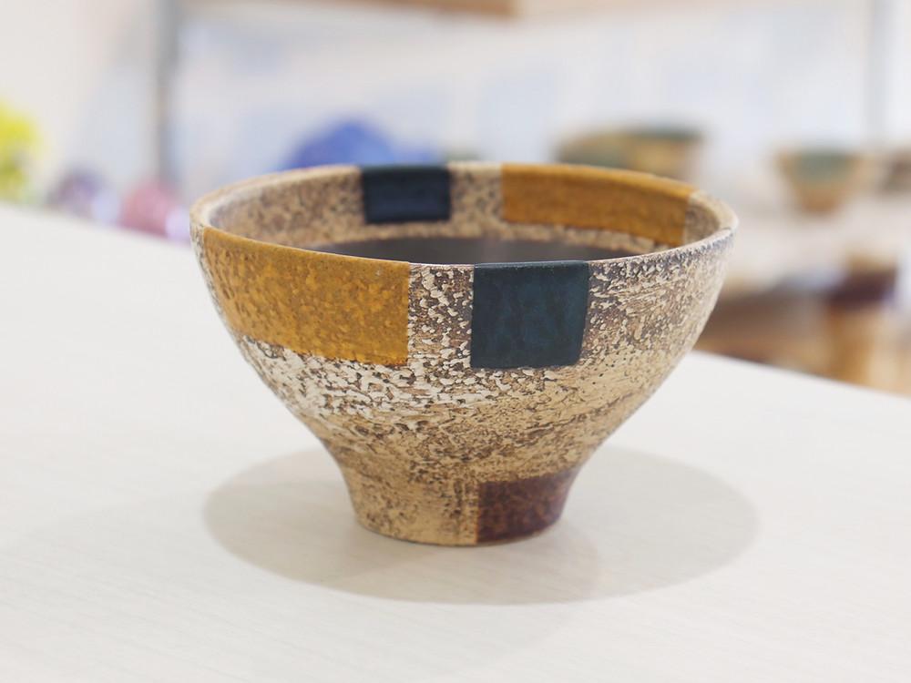 やちむん 空〜KOO〜5.5寸鉢 宮古島 琉球ガラス やちむん 人気 おすすめ かわいい