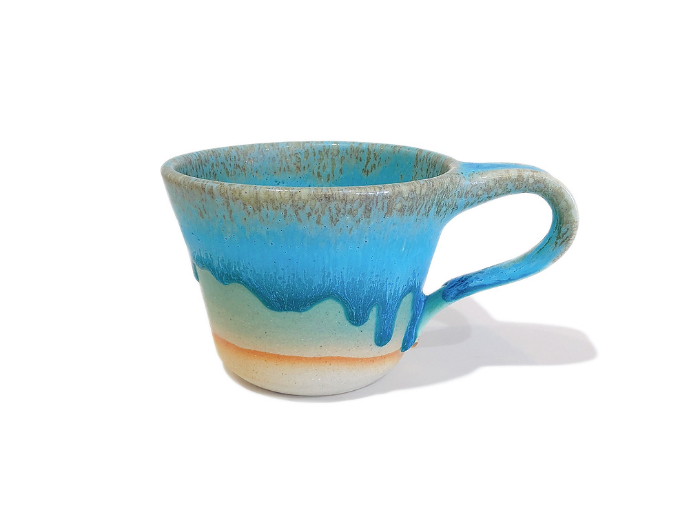 うるま陶器 スープカップ