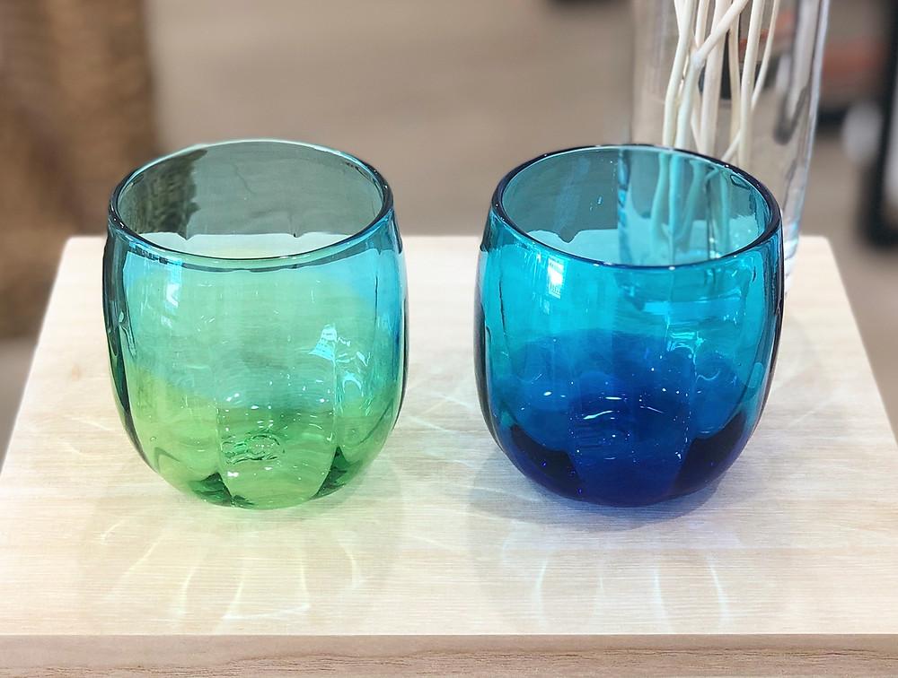 珊瑚グラス