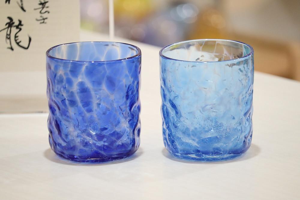 琉球ガラス 水影ロック かわいい 人気 おすすめ 通販 宮古島