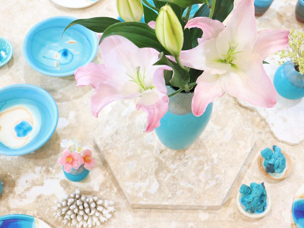 やちむん うるま陶器 琉球ガラス やちむん 人気 かわいい 通販 宮古島 沖縄