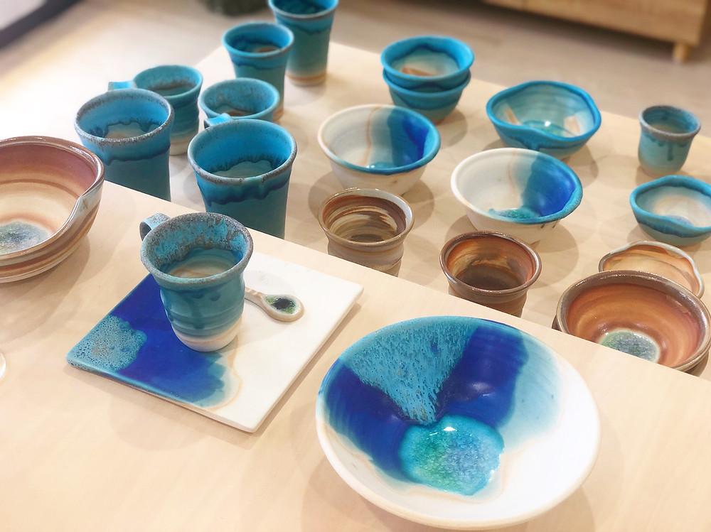 うるま陶器 沖縄県宮古島 お土産 観光 旅行 通販 値段 やちむん