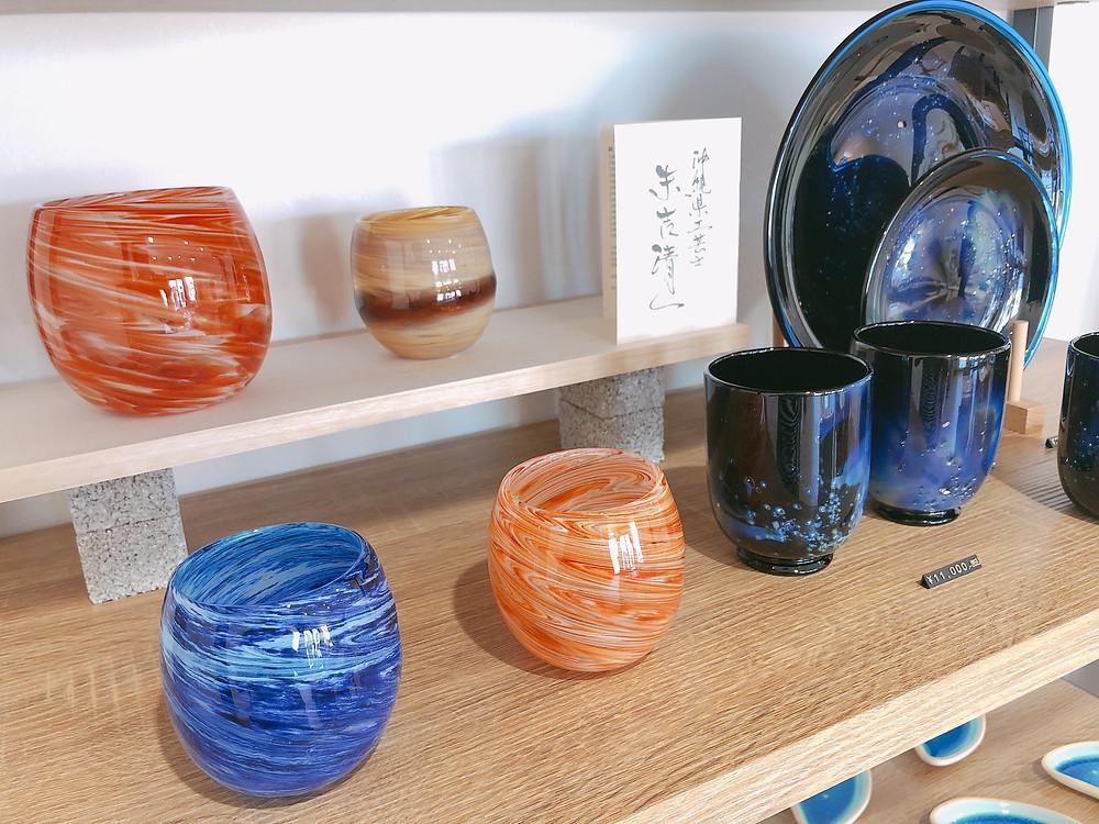 琉球ガラス PLANET 宮古島 お土産 観光 旅行