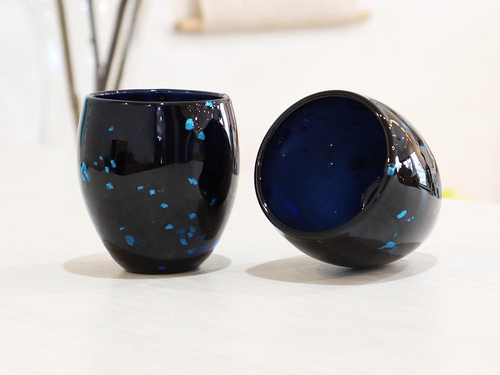 琉球ガラス 蛍グラス  琉球ガラス やちむん 人気 かわいい 通販 宮古島 沖縄