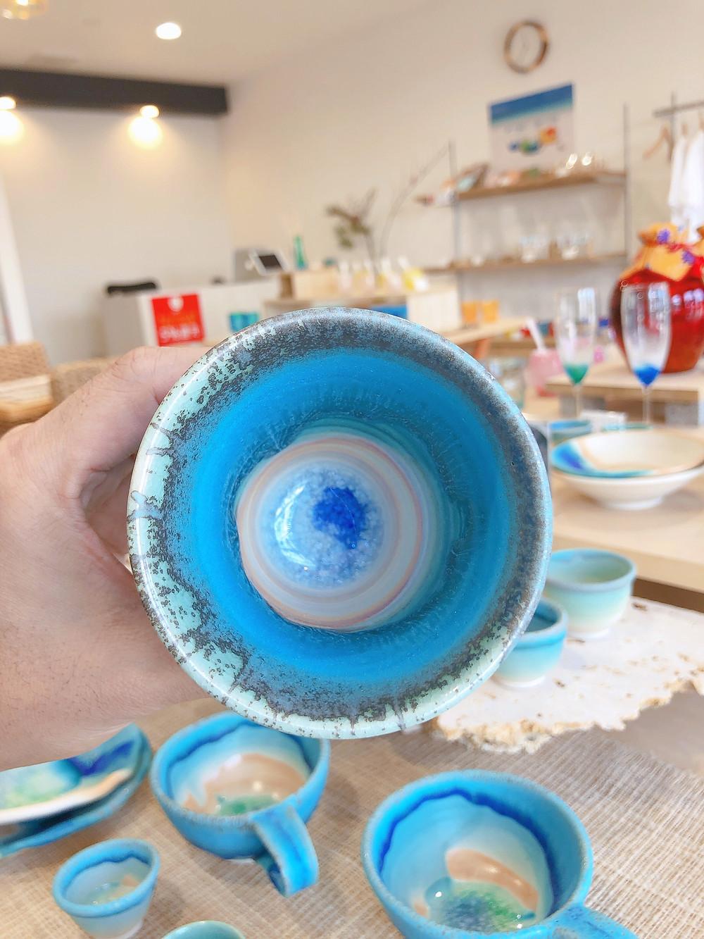 うるま陶器 フリーカップ