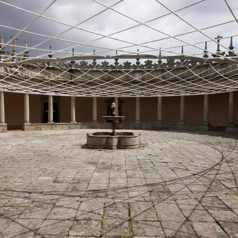 Installation in the monastery of Serra do Pilar, Vila Nova de Gaia