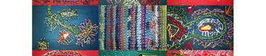 Travail autour des textiles traditionnels