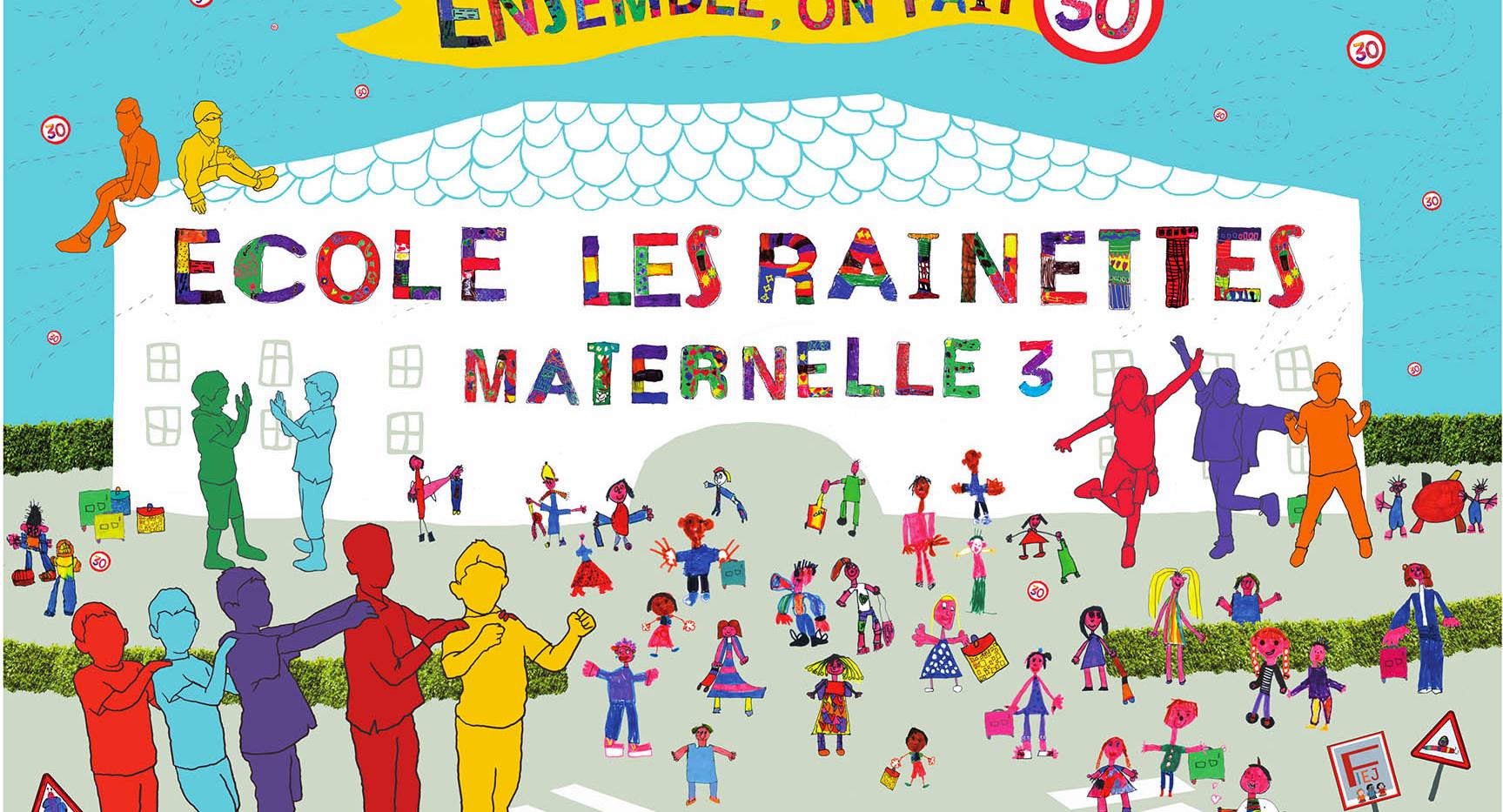 Ecole Les Rainettes