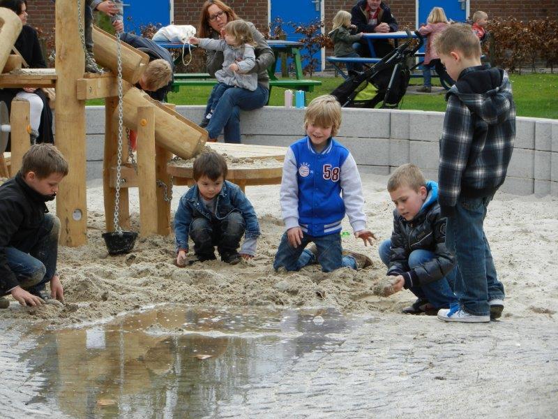 waterspel speeltuinvereniging buroBlad