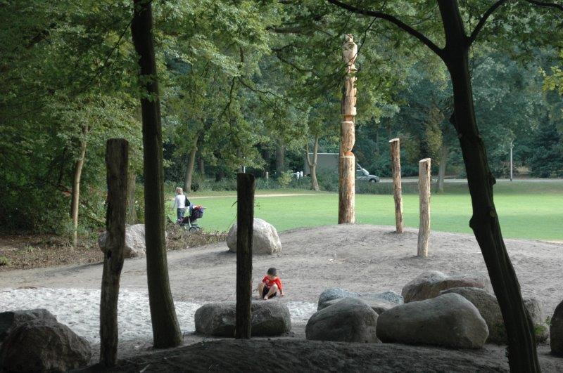 park natuurlijk buitenspelen buroBlad