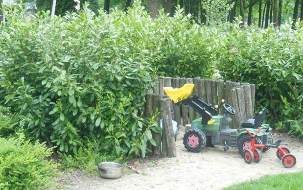 parkeren palenhut traktor spelen buroBlad