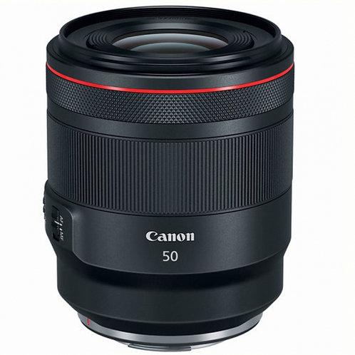 Canon RF 50mm f/1.2 L USM Canon Italia
