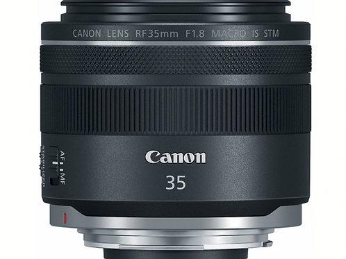 CANON RF 35mm F1.8 IS MACRO STM - CANON ITALIA