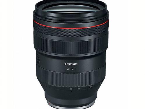 Canon RF 28-70mm f/2 L USM - Canon Italia